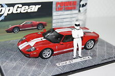"Ford GT ""Top Gear"" rot 1:43 Minichamps neu & OVP 519438420"