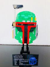 LEGO UCS STAR WARS MOC Boba Fett Helmet  - (only digital instructions)