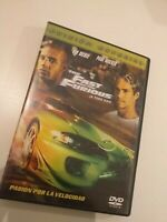 Dvd   the fast and the furious ( a todo gas ) coleccionistas   e .especial