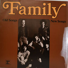 "FAMILY - OLD SONGS - NEW SONGS (REPRISE 34001) 12"" LP (W 919)"