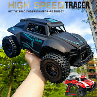 Kids Toy 2WD RC Car Monster Truck Off Road Vehicle 2.4G Remote Control Buggy UK