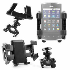 Secure Bicycle Mount & Holder For Acer liquid mini, E1, Z2 & Gallant Duo Phone