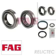 Front Wheel Bearing Kit MB:W460,G A0009804202 A0089815805 0089816205 0089816005