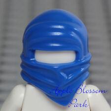 NEW Lego Ninjago Ninja BLUE HEAD WRAP - Jay Minifig Boy Headwrap Hood Hat Gear