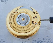 IWC AUTOMATIC MOVEMENT cal 37526 for ref. 3251 TZC MODEL,  gold rotor