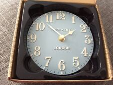 Thomas Kent Pale Blue Clock Brand New In Box NEW