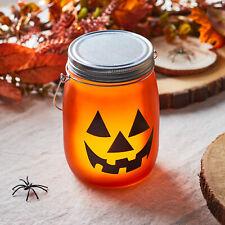 LED Lanterne Citrouille Halloween Déco Fête Spuk Horreur Batterie Intérieur