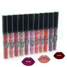 Rouge à lèvres 24H Mat Liquide fini Matte lipstick gloss Tenue longue durée
