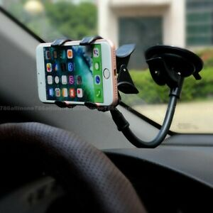360° Windscreen Car Phone Holder Mount For iPhone XR XS X 8 7 6 6S Plus  Samsung