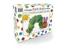 The Very Hungry Caterpillar by Eric Carle (Rag book, 2014)