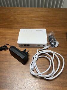 BT Openreach Huawei EchoLife HG612 3B FTTC VDSL Fibre Modem