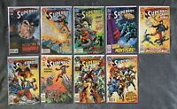 DC Comics Superboy Vol 3 (1994) 9 issue lot: 38, 54-56, 58, 62-65