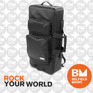 UDG U9104BL/OR Ultimate MIDI Controller Backpack Large Black / Orange Inside