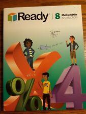 Ready Common Core Grade 8 Mathematics Instruction Brand New Free Ship USA
