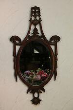 Spiegel Wandspiegel Empire Biedermeier Mahagoni
