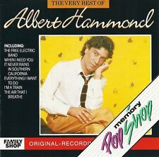 (CD) The Very Best of Albert Hammond-It Never Rains in Southern California