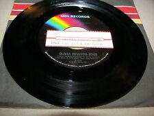 Olivia Newton-John Sam / I'll Bet You A Kangaroo 45 VG+ Juke Box