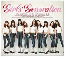 SNSD Girls' Generation GEE  Mini Album Vol.1:: CD + Photobook (44P), Kpop Sealed