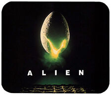 ALIEN MOUSE PAD 1/4 IN. TV HORROR MOVIE MOUSEPAD
