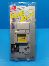 Brand New,Factory sealed.Nintendo Game Boy Light Boy by Nuby.Almost mint package