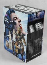 Star Wars 14 stripboeken (hardcovers) in box - uit 2017 - nieuw in seal