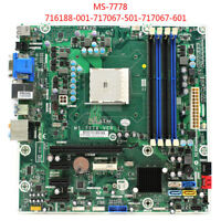 FOR HP Jasmine-R Motherboard MS-7778 VER:1.0 System Board 716188-001 717067-501