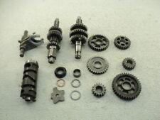 Honda XR100 XR 100 #7536 Transmission & Misc Gears / Shift Drum & Forks