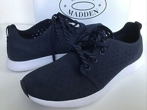 Steve Madden Men's Friar Sneakers Shoes size 9.5  Navy Nwt