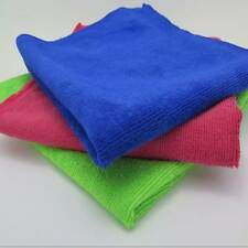 1 x 3 Pack MICROFIBRE CLOTHS General Wash Cleaning Dusting Polishing 40 x 40cm