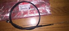 ATC70 ATC 70 BLACK THROTTLE CABLE ALL YEARS HONDA ATC 1973 TO 1985 (AFT957/8017)