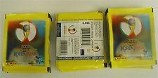 Panini WM 2002 Korea/Japan Stickers. 50 versiegelte Tüten.