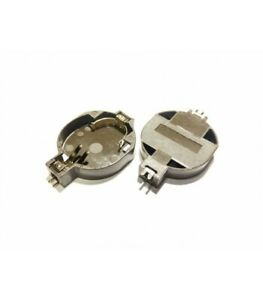 CR2032 Knopfzellenhalter, BIOS Batteriehalter, Knopfzellen Sockel V2