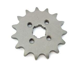 Parts Unlimited Front Sprocket - 420 - 15T - C100 MB5 Z50 CT70 CL70 XL70 XR70