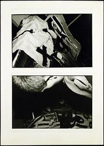 Fotografie in der DDR, 1987. Klaus HÄHNER-SPRINGMÜHL (1950-2006 D) handsigniert