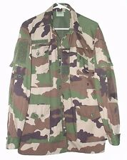 Mil-Tec Commando Smock Shirt Jacket Size S Woodland Camouflage Ripstop Military