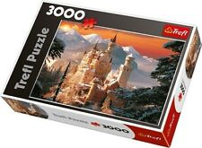 Trefl 33025 Wintry Neuschwanstein Castle Germany Puzzle 3000-piece