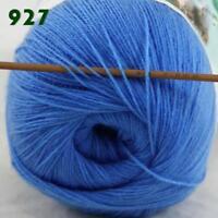 Sale New 1Ballx50g LACE Soft Crochet Acrylic Wool Cashmere hand knitting Yarn 27