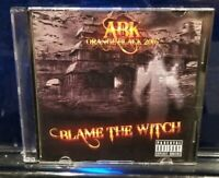 Anybody Killa - Blame the Witch CD Single insane clown posse twiztid abk lavel