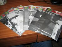 7 ISSUES OF 1999 MINOR COUNTIES NEWS CRICKET MINOR COUNTIES CRICKET ASSOCIATION
