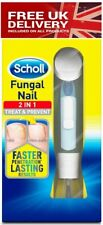 Scholl Fungal Nail 2 in 1 Treatment 3.8ml HIGHLY EFFECTIVE KILL FUNGUS 99.9%TOP