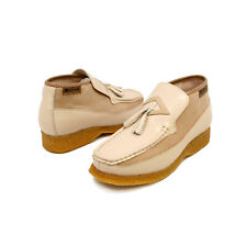 British Collection Classic Men's Leather Slip-on with Tassle Deatailing Shoes