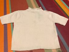 Top, pull LILI GAUFRETTE, 2 ans 23 mois, rose dragée, sous-pull val 40€