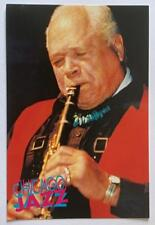 ‎1996 Franz Jackson - Chicago Jazz - The Israel Museum Jerusalem - Advert PC ‎