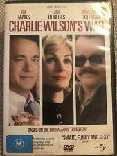 CHARLIE WILSON'S WAR DVD Region 2&4&5