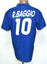 ITALY 1994 HOME FOOTBALL SHIRT JERSEY DIADORA SIZE L ADULT #10 R.BAGGIO