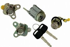TOYOTA COROLLA E11 97-01 SALOON LOCKSET FRONT TAILGATE DOOR BARREL LOCK W/ KEYS
