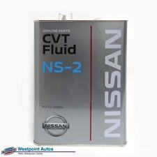 Genuine Nissan NS -2 CVT Transmission Oil 4 Litres Part KLE52-00004