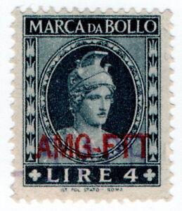(I.B) Italy Revenue : Marca da Bollo 4L (AMG-FTT)