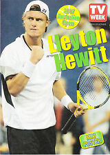 Collectables ~ Tennis ~ Wimbledon ~ Serina & Venus Williams, Lleyton Hewitt