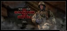 1/6 DID Action Figure WWII German SS-Panzer Division MG34 Gunner Ver. B D80125